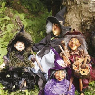 Witches of Pendle (Collectables)