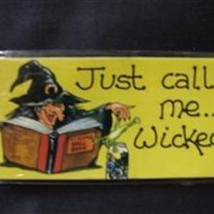 Just Call Me Wicked