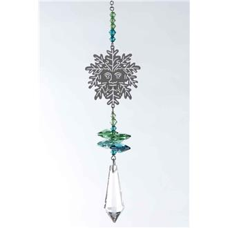 Green Man Crystal Fantasie Rainbow Maker