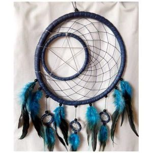 Pentagram Dreamcatcher 9