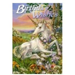 New Born Unicorn Birthday