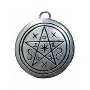 Pentacle of Shadows (Contact with Earth and Spirit)