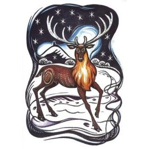 Stag of the Tor - SOLD OUT