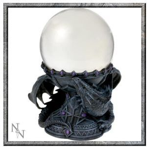 Dragon Beauty Crystal Ball