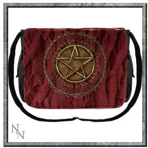 Pentagram Bag - Red