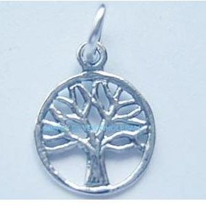 Tree of Life Charm / Pendant (Double-sided)