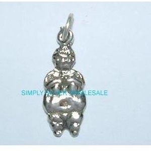 Venus of Willendorf Charm / Pendant