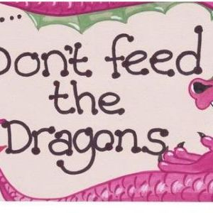 Please Don't Feed the Dragons
