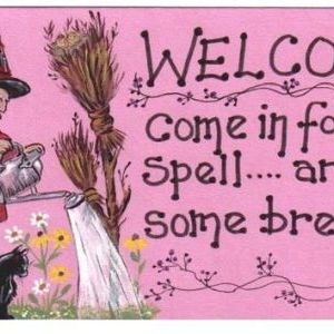 Welcome, Come in for a Spell...