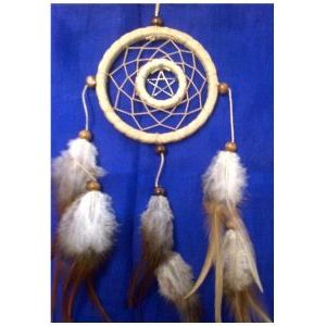 Pentagram Dreamcatcher 3 1/2