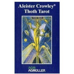 Aleister Crowley Thoth Tarot Deck - SOLD OUT