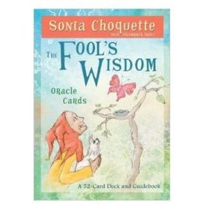 Fool's Wisdom Oracle Cards