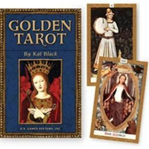 The Golden Tarot - SOLD OUT