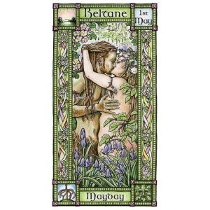 Beltane: Earth Spirit and Maiden