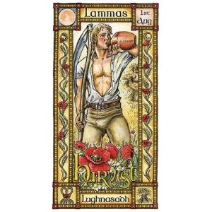 Lammas: Lugh the Harvester