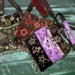 Hand-Made Shoulder Bags