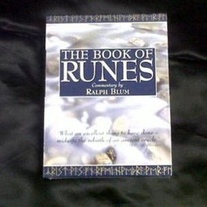 The Book of Runes Oracle