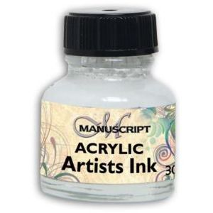 Ink - White Acrylic