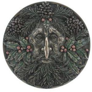 Winter - Green Man