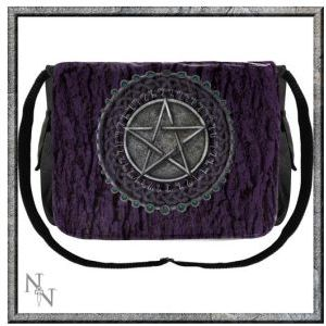 Pentagram Bag - Purple