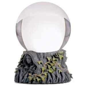 Maiden, Mother, Crone Crystal Ball
