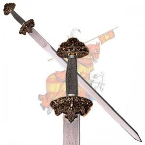 Viking Odin Long Sword