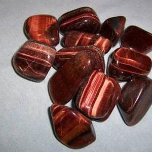Tiger's Eye (Red)