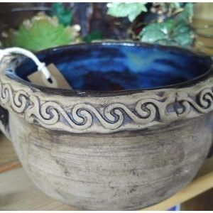 Double handled Viking Bowl
