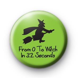 0 to Witch Badge