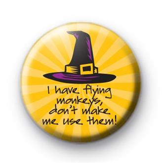 Flying Monkeys Badge
