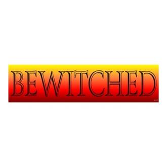 Bewitched Bumper Sticker