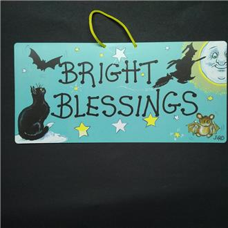 Bright Blessings...