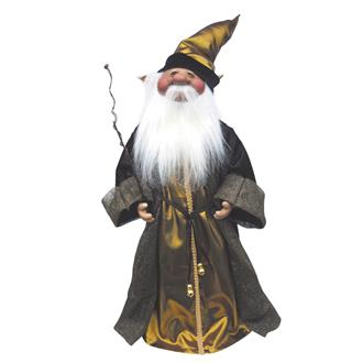 Elwin The Wizard (Standing) 50cm