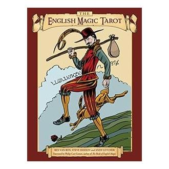 The English Magic Tarot - SOLD OUT