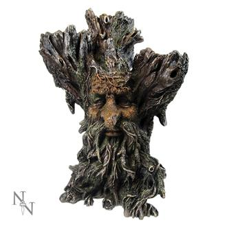 Green Man Tri-Tea-Light Holder
