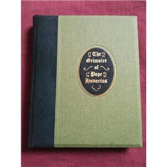 The Grimoire or Book of Spells of Pope Honorius - SOLD
