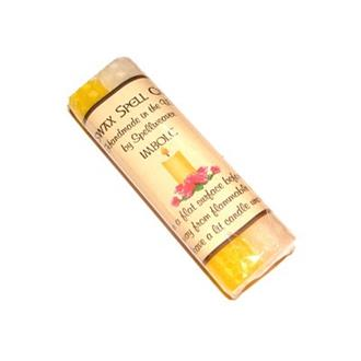 Beeswax Imbolg Candles