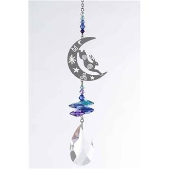 Leaping Hare Crystal Fantasie Rainbow Maker