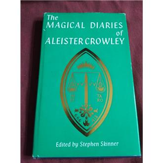Magical Diaries of Aleister Crowley (The) - SOLD