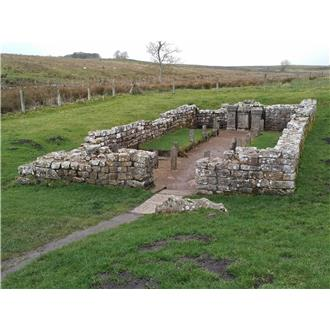 Temple of Mithra - Carrawburgh, Northumberland.