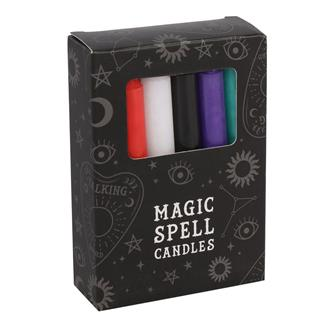 Mini Spell Candles Mixed Colours - Box of 12