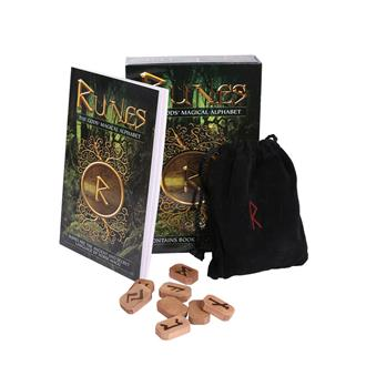 Runes: The Gods' Magical Alphabet - SOLD OUT