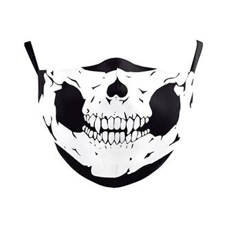 Classic Skull Re-Usable Face Mask