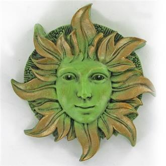 Solstice Green Man