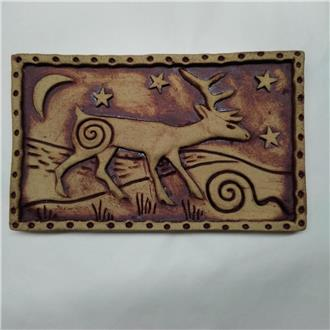 Stag Plaque - SOLD OUT