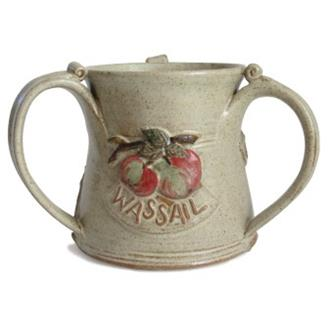 Three Handled Wassail Bowl - SOLD OUT