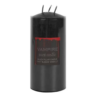 Vampire Tears 15cm Pillar Candle