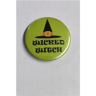 Wicked Witch 1 Badge