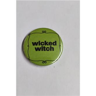 Wicked Witch 2 Badge