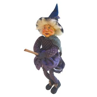 Wilma (Flying) 40cms Purple